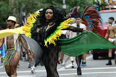 NEW YORK (BoazImages) Tags: gay pride ny nyc newyork drag costume colorful usa us american culture