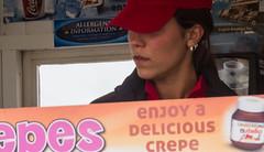 delicious crepe (Colin Miller ARPS) Tags: seaside brighton foodstall brightonpier palacepier