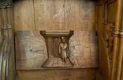 Oude Kerk, misericords (Sergey Yeliseev) Tags: oudekerk misericords