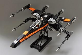 Poe's T-70 X wing (1)