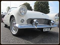 Ford Thunderbird, 1955 (v8dub) Tags: ford thunderbird 1955 t bird schweiz suisse switzerland bleienbach american pkw voiture car wagen worldcars auto automobile automotive old oldtimer oldcar klassik classic collector