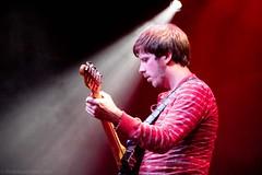 Treetop Flyers-22 (redrospective) Tags: red music london musicians photography concert guitar live instruments guitarist electricguitar spotlights 2016 brooklynbowl treetopflyers reidmorrison 20160621