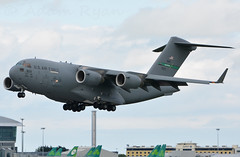 09-9211 - US Air Force C17A ( Adam_Ryan ) Tags: c17 usairforce c17a 099211 dub eidw dublinairport dublinairport2016 2016 june