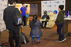 Samsung Stand / Tecnologica 2016 (Alvimann) Tags: people uruguay stand gente samsung montevideo tecnology tecnologia tecnologica montevideouruguay alvimann tecnologica2016