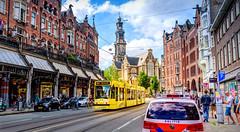Westerkerk 1 (sigmanow) Tags: nikond750 amsterdam church westerkerk city streetphotography