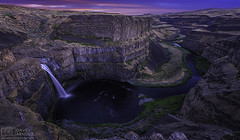 Iconic (Dave Arnold Photo) Tags: park sunset wild sky usa cloud hot sexy ass pool beautiful sex rural canon river naked nude landscape photography spread us photo waterfall washington big high fantastic paradise tit photographer state outdoor dusk awesome arnold pussy scenic picture peaceful pic canyon falls wash photograph american waterfalls huge pacificnorthwest wife upskirt wa serene southeast eastern cascade iconic pnw milf idyllic palouse palousefalls 1635mm joso franklincounty steptoebutte davearnold 5dmkiii davearnoldphotocom