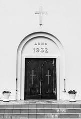 Anno 1932 (E PHOTO (www.oe-photo.com)) Tags: ephoto rnerlendsson iceland bw monochrome blackandwhite urban siglufjrur minimalistic mono