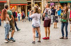 Brussels Streetshots (V3) (saigneurdeguerre) Tags: europe europa belgique belgi belgien belgium belgica bruxelles brussel brssel brussels bruxelas gare centrale central station sncb ponte antonioponte aponte ponteantonio centraal nmbs be