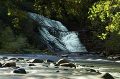 Bannon Creek Falls 2 (mysticislandphoto) Tags: bannon chemainus serene vancouver island waterfalls