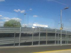 Warwick Parkway Station