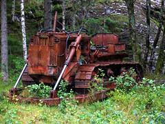 Ubeskrivelig -|- Indescribable (erlingsi) Tags: norway rust machine rusty fowler indescribable maskin ubeskrivelig