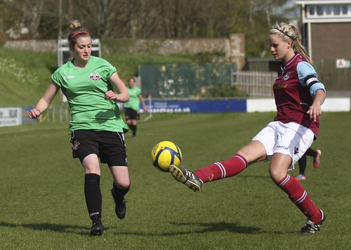 Lewes Ladies v West Ham 5 5 2013 6498