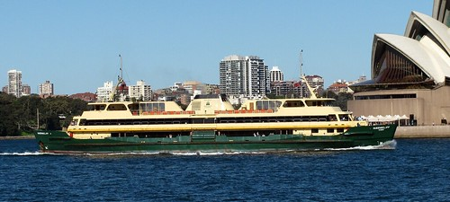Queenscliff, Opera House, Sydney, NSW
