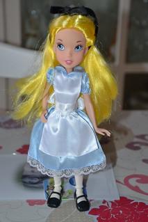 Doll Alice in Wonderland