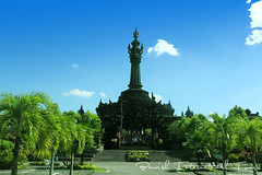 Bajra Sandhi, Balinese Struggle Monument (Bewish Bali) Tags: city bali monument travels places tourists trips tours vacations interest struggle denpasar balinese destinations bajra sandhi