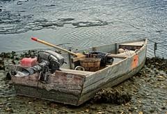 Gullah Bateau (Dennis Cluth) Tags: art boat nikon southcarolina bateau hiltonhead topaz d800 gullah