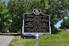 2013 May 12 Jackson Military Road Historic Marker (King Kong 911) Tags: road military jacksons historicmarker
