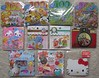 New Kawaii sticker sacks - available (paflip25) Tags: hello bear girl cafe sticker stamps kitty fast flake kawaii sweets clover crux qlia kamio stead mindwave swapbot photrip