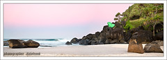 Frog Hollow - Coolangatta (3231Haven) Tags: life longexposure panorama beach water sand nikon rocks surf australia queensland snapper snapperrocks d600 nikkor2485f35f56