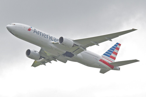 American Airlines Boeing 777-223ER; N774 by Aero Icarus, on Flickr