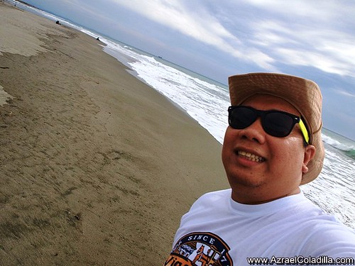 Mindoro Beach in Vigan - photos by Azrael Coladilla