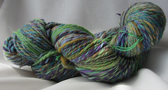 274.5 yards (Star Knits) Tags: mashup spinning handspun elementsorganizer