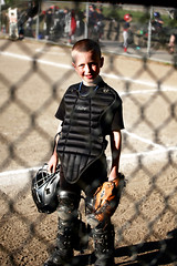 Coach Pitch Pinto League Catcher (clappstar) Tags: baseball catcher kid2 easton ponyleague pintodivision eastonbaseball
