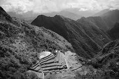 Above Phuyupatamarka (the underlord) Tags: peru inca ruins incatrail incan phuyupatamarka wideadapter silverefexpro2 fujix100 wclx100 incaspirit
