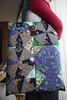 """Saco Selvage """"ALEGORIA"""" (owl_mania) Tags: bag quilt sewing botão quilting patchwork batting saco maio americanos galão tecidos botões selvage galões 2013 tecidojaponês tecidosjaponeses tecidosportugueses selvages sacoselvage bolasdetons sacoempatchwork"""