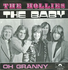 35 - Hollies, The -  The Baby - NL - 1972 (Affendaddy) Tags: holland 1972 thebaby polydor thehollies vinylsingles collectionklaushiltscher 1960sukbeatpop ohgrannie