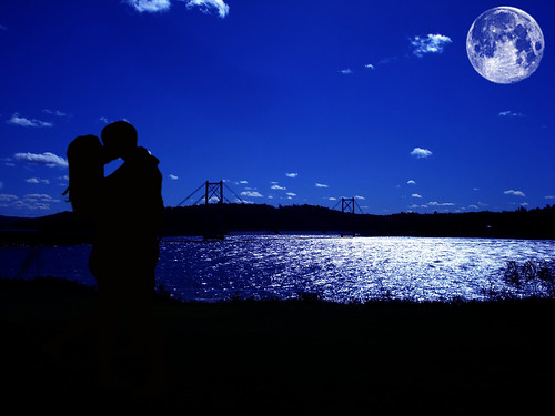 moonlight lovers
