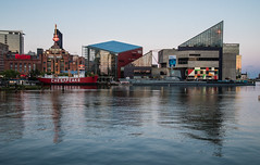 Inner Harbor, Baltimore Maryland (DelensMode Thank You for 380,000+ Views) Tags: city longexposure trip travel vacation urban reflection tourism boston landscape tour tripod sigma christian anchor uss bower constellation innerharbor vangaurd d600 mafrotto samyang ishootraw tourest rokinon d700 nikonguy d7000 blackrapid placestoshoot cityporn howtoshootlongexposure exposureporn bestimagesonthenet delensmode bestplacestoshootdowntown