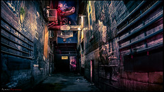 Franco Alley (Azimian) Tags: lighting street city longexposure sunset wild summer urban distortion ontario canada lightpainting abstract cold colour art fall abandoned halloween colors beauty night clouds canon vintage dark photography lights evening spring cool twilight alley exposure downtown gallery colours shadows seasons dynamic angle cloudy mark vibrant iii ottawa capital scenic vivid surreal canadian creepy fisheye national alleyway gatineau 5d alive minimalism conceptual cinematic brackets aylmer hdr highdynamicrange longshutter bywardmarket canon15mmfisheye canonwideangle hdraward canon5dmkiii 5dmkiii canon5dmarkiii azimian aliazimian