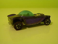 1967 Beatnik Bandit 2 (SKYNET_2029) Tags: hot wheels bandit redline beatnik