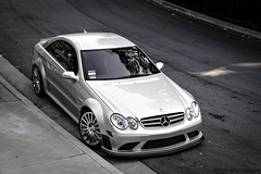 Flared. (Charlie Davis Photography) Tags: one stage mercedesbenz amg eurocar blackseries clk63 charliedavisphotography