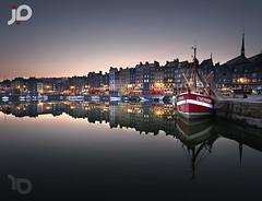 Honfleur Sunset (J P | Photography) Tags: sunset sea port photoshop landscapes boat nikon jp honfleur uga fx bateau paysage dri hdr manche coucherdesoleil d800 blending cs6 jpphotography 1424mm portdehonfleur