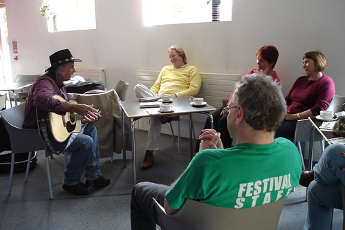 2007 - Wolds Words Festival