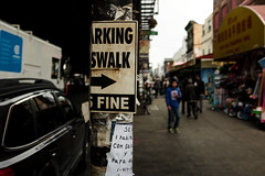 King Walk Fine (Worksbymac) Tags: street color brooklyn streetphotography bensonhurst fujix100s