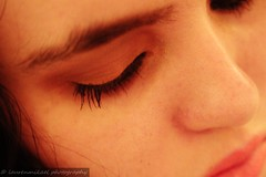 Lashes (Part 2) (Lauren Mikael Photography) Tags: portrait selfportrait canon hair rebel eyes lashes eyelashes eyeshadow 28135mm eyeliner selfie selfharm trichotillomania t1i laurenmikael