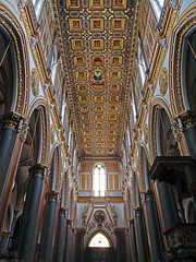 Oro Neogotico (Stefano_DL89) Tags: italy church architecture buildings europe italia campania gothic chiesa napoli naples neogothic architettura gotico neogotico