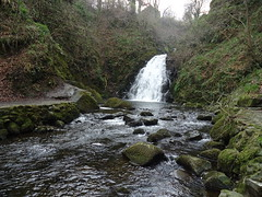 Fresh Impressions (the skyline) Tags: county ireland waterfall northern antrim larne glenoe