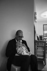 Jairo e Henrique. (elisandro.dalcin) Tags: bw white black father picture son retratos pai filho pretoebranco