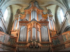 Le Havre, cathdrale, organ (pierremarteau5) Tags: cathdrale organ le havre orgel orgue seinemaritime hautenormandie haerpfererman