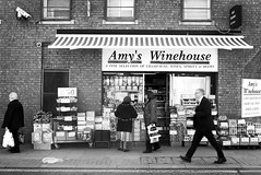 Amy's Winehouse (D.J. De La Vega) Tags: street leica white black beer photography amy wine candid spirits explore amys x1 sunderland winehouse
