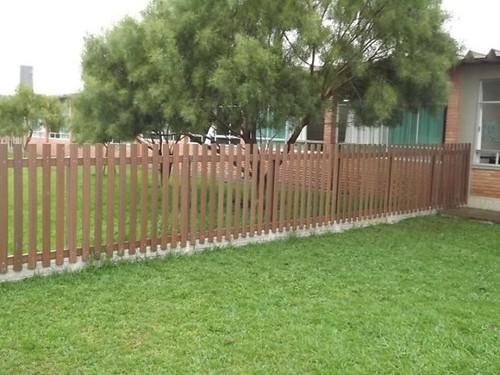 Cerca de Ecomadeira. Foto: madeiradedomolicao.com