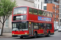 17 May 2013 (9) (togetherthroughlife) Tags: bus may surrey sutton londongeneral 2013 pvl220