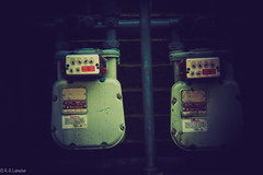 American Meter Company (RGL_Photography) Tags: urban newjersey holga unitedstates jerseyshore meters utilities longbranch holgagraphy urbanna hlc utilitymeters americanmetercompany
