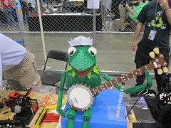 Makers Faire 2013 (72) (origamiguy1971) Tags: lego faire makers baylug 2013 bayltc esseltine