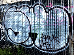 SWERV (UTap0ut) Tags: sf california ca art cali graffiti bay paint area graff amc uti uploaded:by=flickrmobile flickriosapp:filter=nofilter