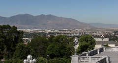 View from Capitol Portico (hunter47d) Tags: utah nationalpark ut tour capitol saltlakecity rebelxs canoneosm